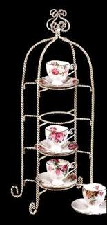 Fine China Display Stands Vintage Tea Cup Holder Alternative But Less Ideal Solution To 28