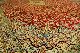 kashan silk on silk red burdy green ivory medallion rugs traditional carpet oriental carpets museum quality handknotted area rugs accent persian style