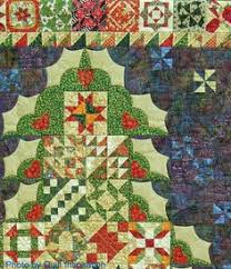 The Quilter Magazine Quilting for Christmas 2004 Discover the ... & Quilt Inspiration: The Advent of Christmas Day Christmas with Dear Jane Adamdwight.com