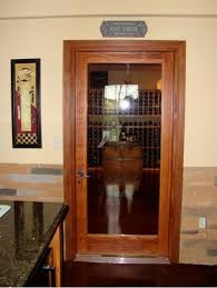 custom wine cellar doors san go california renovation project glass