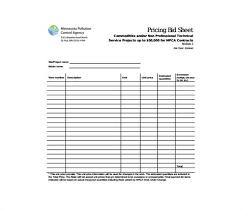 landscape maintenance proposal template lawn care bid sheets lawn care bid sheet lawn care proposal template