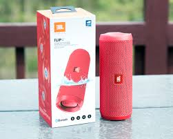 jbl flip 4 review. jbl has been producing bluetooth speakers for some time now. the flip 4 is (you guessed it) fourth iteration of this cylindrical battery-powered jbl review
