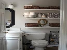 Bathroom Accessories Shelves Decorating Ideas For Bathroom Shelves Monfaso