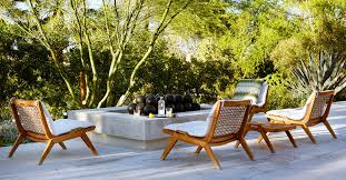 Modern Outdoor Furniture Los Angeles Magnificent Top 48 Outdoor Design Trends For Summer 48 WSJ