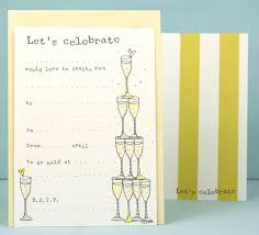 celebration invite party celebration invitations pack of eight