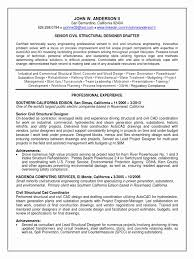 Architectural Drafter Resume Objective Cover Letter Sample Stunning