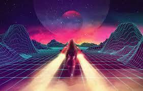 Wallpaper Girl, Music, Stars, Neon ...