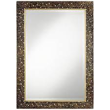 30 x 40 mirror. Khalil Dark Bronze 30\ 30 X 40 Mirror