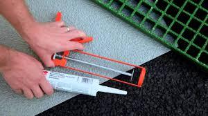 Anti rutsch klebeband für treppenstufen schwarz 18m x 50mm für innen und außen. Glatte Stufen Rutschfest Machen Grip Tritt Gfk Stufen Youtube