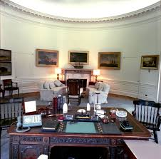 Jfk oval office Jfk Jr View From Behind The Presidents Desk In The Oval Office White House Washington Naval Historical Foundation Scaled Curse Kennedy And The Curious History Of The