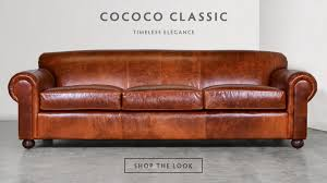 Delighful Comfortable Leather Couches Sofa High Quality D To Creativity Design