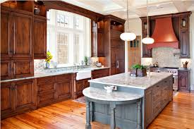 rustic kitchen cabinets home depot
