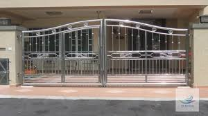 Ss Design Stainless Steel Gate Design Ss Gate Design For Front And Home