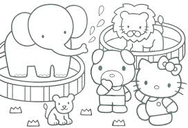 Coloring Pages Cute Free Printable Cute Monster Coloring Pages