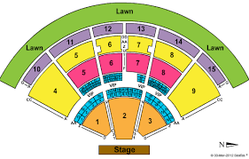Accurate Pnc Pavillion Seating Chart Wagner Field Seating