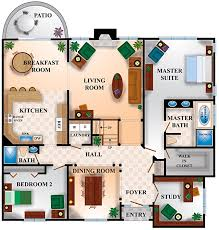 Unique Floor Plan Graphic Design Architectural Graphics Floorplans Throughout Decorating