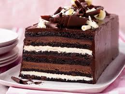 Chocolate Truffle Layer Cake Recipe Kimberly Sklar