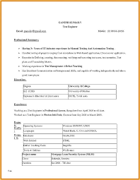 Resume Templates For Word 2007 Best Cv Templates Word 48 Pakistan Resume Template This Is Format