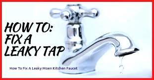 moen faucet leaking from spout faucet leak repair y leaky faucet repair kitchen faucet leak moen moen faucet leaking