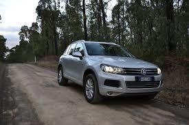 Volkswagen Touareg Review: 2013 150TDI