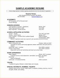 Sample Resume For Graduate School Application Grad School Resume Templateaduate Admissions Sample O Of Cv 45