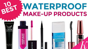 10 best waterproof make up s in india with holi special