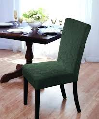 stretch dining room chair covers details about luxurious velvet damask dining chair cover stretch dining room