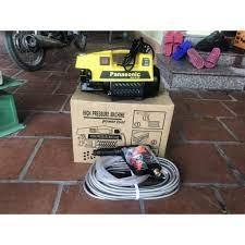 máy rửa xe mini lõi đồng 25000W tặng bình xà phòng - giao màu ngẫu nhiên -  Máy phun xịt rửa Nhà sản xuất Dalton