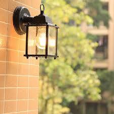 Exterior Garden Wall Lights Best Deal C3154 Exterior Garden Wall Lamp Waterproof