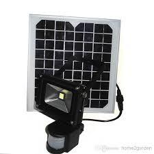 Solar LED Motion Sensor Light By Duracell  400 Lumens  Motion Solar Sensor Security Light