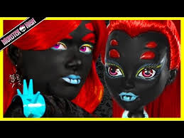 monster high wydowna spider doll costume makeup tutorial for or cosplay watch as emma shows you how to do your costume cosplay makeup so you can