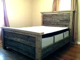 Sturdy Bed Frame For Obese Metal With Headboard And Footboard ...