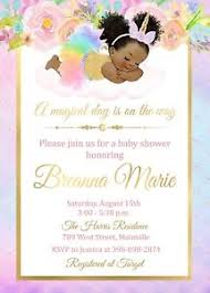 baby girl invite details about unicorn baby shower invitation rainbow sparkle baby girl girl invitation