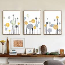 <b>NUOMEGE</b> Modern Simple Abstract Tree Canvas Painting Pictures ...