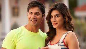 while the script didn t give kriti sanon a meaty role it allowed varun