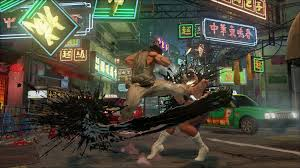 street fighter 5 being developed in unreal engine 4 polygon