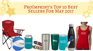 Top Promotional Proimprints 10 Top Selling Promotional Products For The