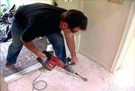 removing tile from concrete floor how to remove ceramic tile from concrete floor how to remove