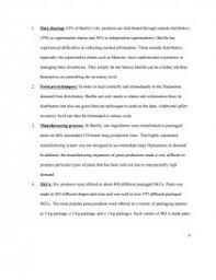 barilla spa case anaylsis essay zoom