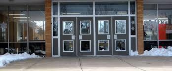 school front door. Delighful Front High School Front Doors Inside Door