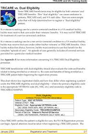 Va Medical Benefits Chart An Electronic Copy Of This Guide Can Be Downloaded From The
