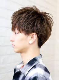 ナチュラルツーブロックマッシュ Sideサムネイル メンズ髪型