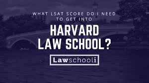 What Lsat Score Do I Need To Get Into Harvard Law School Lawschooli