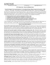 Sample Resume Marketing Director Sidemcicek Com