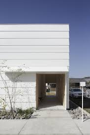 Designs by Style: White Box House - Minimalist Design