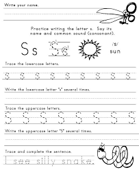also Alphabet Preschool Printables additionally Best 25  Printable alphabet worksheets ideas on Pinterest   Letter also  also Preschool Worksheets   FREE Printable Worksheets – Worksheetfun additionally  besides Alphabet Tracing   Kiddo Shelter besides Free Printable Alphabet S Tracing Worksheets additionally  also Writing Letters Exercise  Letter Teaching writing  Letter S together with Letter S Worksheets Letter S Worksheets Letter Worksheets. on kindergarten worksheets printable tracing alphabet s