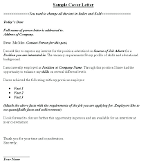 Cover Letter Creator Free Cover Letter Generator With Regard To
