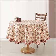 astounding 70 inch round tablecloth design