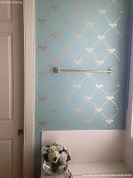 Small Picture Best 25 Bathroom stencil ideas on Pinterest Hall bathroom Kid