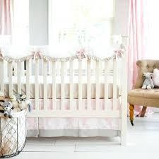 ivory crib skirt a a ivory crib
